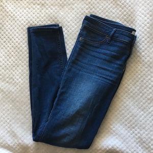 Hollister Co. Medium Wash Lowrise Jeans 7R